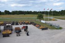 Plocha Trimen Tractors Ltd
