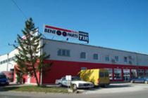 Plocha BeneTrucks Sp.zo.o.