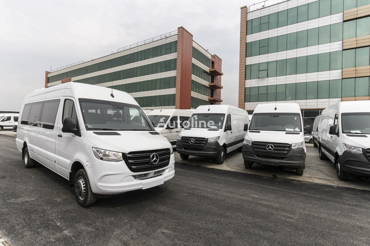 nová dodávka osobná MERCEDES-BENZ IDILIS 516 19+1+1 *COC* 5500kg * Ready for delivery
