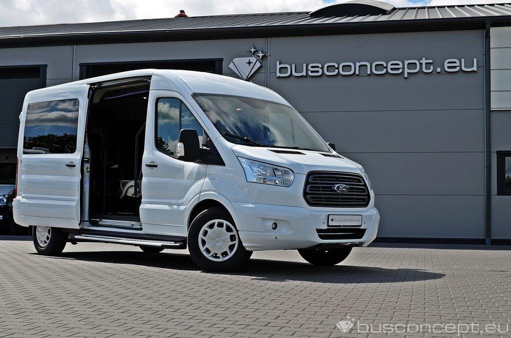nová dodávka osobná FORD Transit 350 L3H2 Autm. Webasto VIP-Conversion