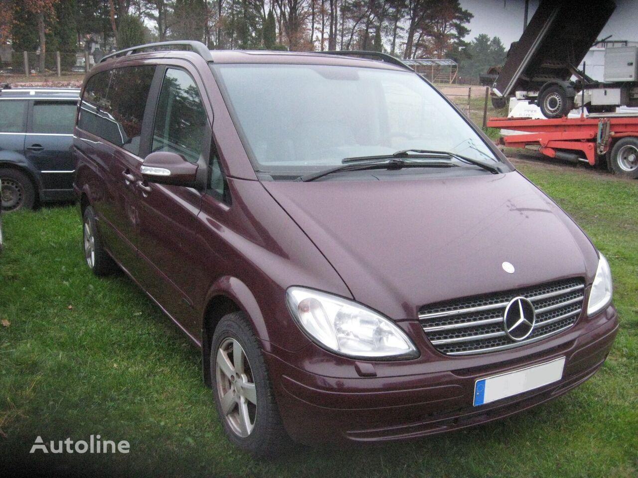 minivan MERCEDES-BENZ Viano 2.2