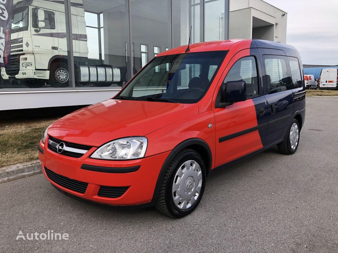 minivan OPEL COMBO CNG / TOP