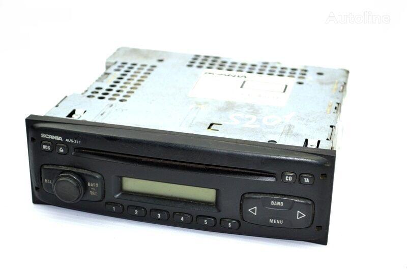 autorádio SCANIA na nákladného auta SCANIA P G R T-series (2004-)