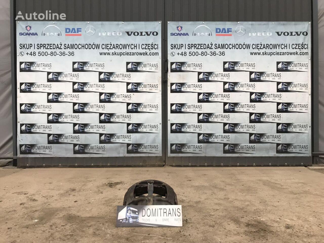 brzdový strmeň MERCEDES-BENZ A 06113 na ťahača MERCEDES-BENZ ACTROS MP2 MP3