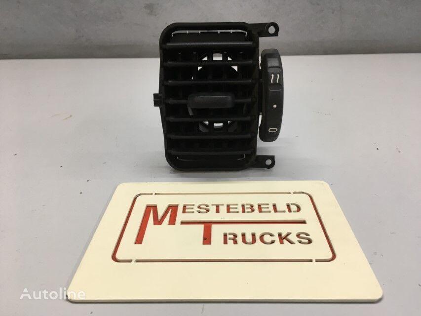 ďalší náhradný diel kabíny VENTILATIE OPENING RECHTS  SCANIA na nákladného auta SCANIA R440