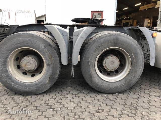diferenciál MAN HPD-1382/HP-1352 - 4,00 1,333 na nákladného auta