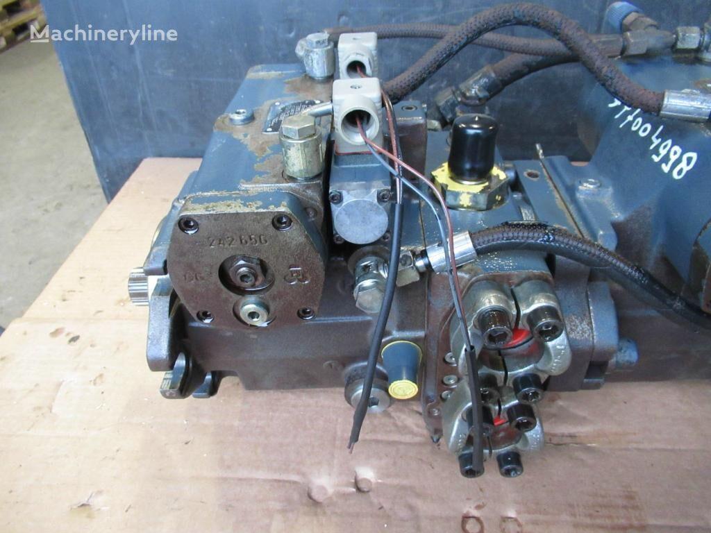 hydraulické čerpadlo Brueninghaus Hydromatik A4VG71DA1DT2/32L-NZF10K071E-S na rýpadla