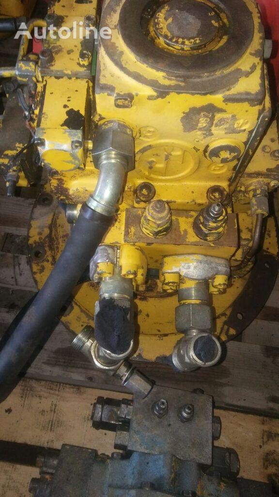 hydraulické čerpadlo HYDREMA A4 VG 56 H WD1 A4VG28EZ1D1 HYDROMATIC - A4 VG 56 H WD1 / A4VG28E na rýpadla-nakladača