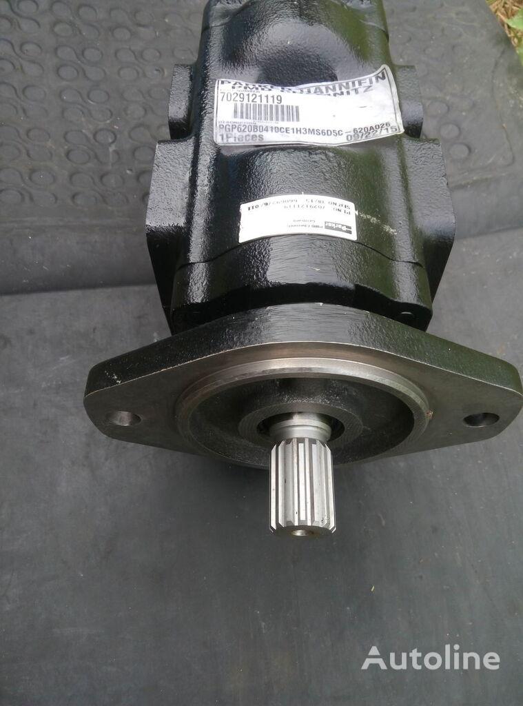 nové hydraulické čerpadlo JCB na rýpadla-nakladača JCB 3CX, 4CX