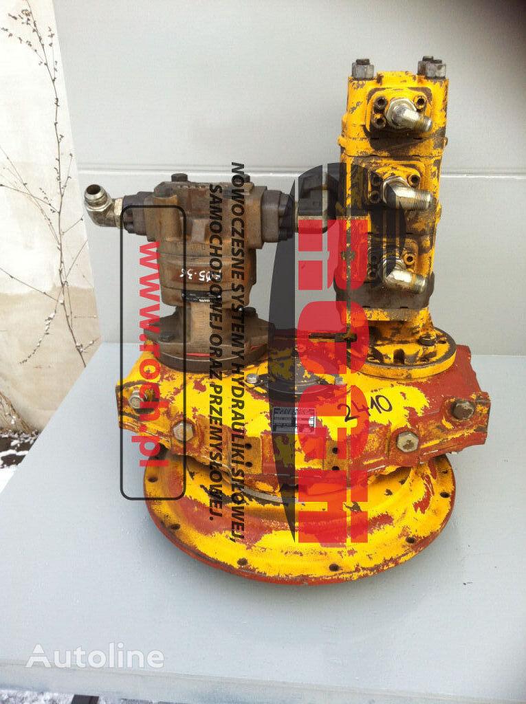 hydraulické čerpadlo Zmiennik z pompami AM220+ HDP35.80D1+ HDP3034/30 na vrtnej súpravy KLEMM