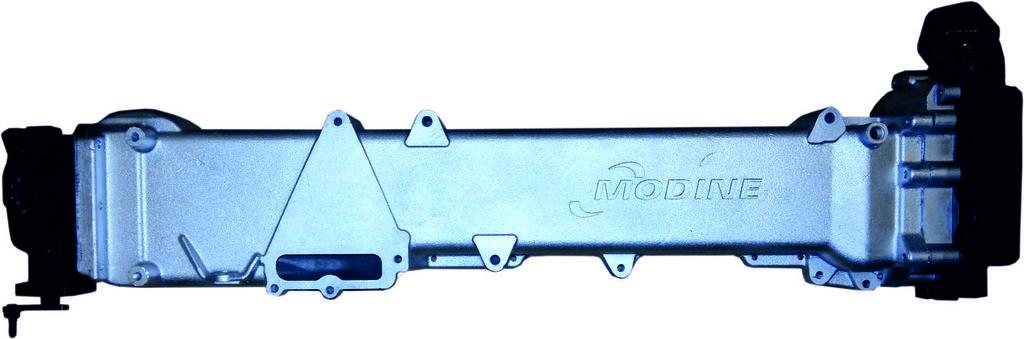 iný náhradný diel výfukového systému EGR / AGR MAN Recyrkulator Spalin AGR / EGR REC.REGTGX-2 na ťahača MAN TGX