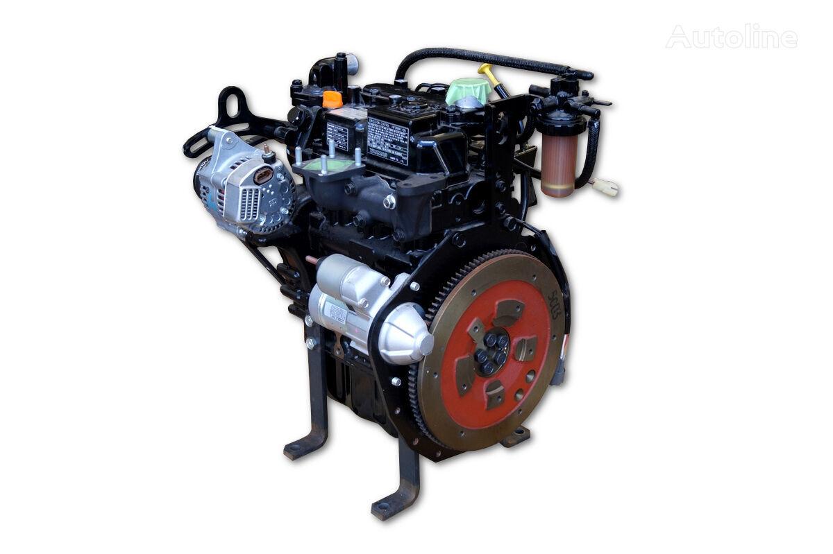 nový motor YANMAR 3TNM68-ALH NEW ENGINE MINI EXCAVATOR na minirýpadla YANMAR