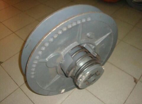 náhradné diely variator rotora na kombajna CLAAS Lexion