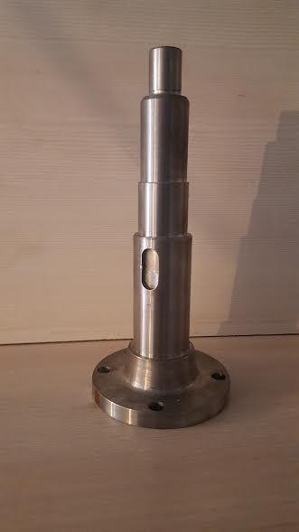 náhradné diely Val variatora rotora CLAAS na kombajna CLAAS Lexion
