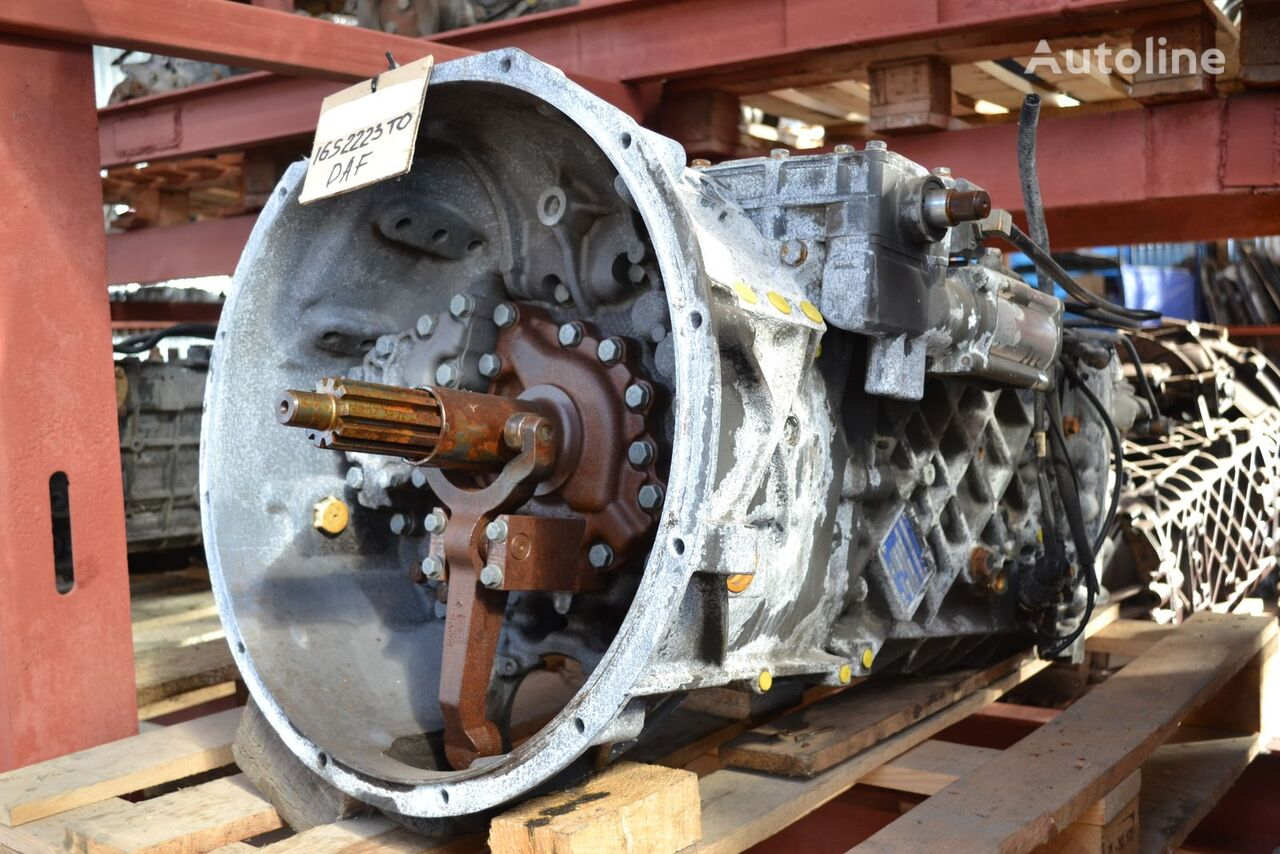 prevodovka ZF 16S2223 TO na ťahača DAF