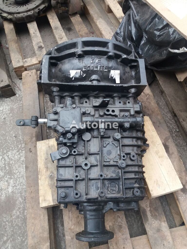 prevodovka ZF 6S850 na ťahača MAN DAF