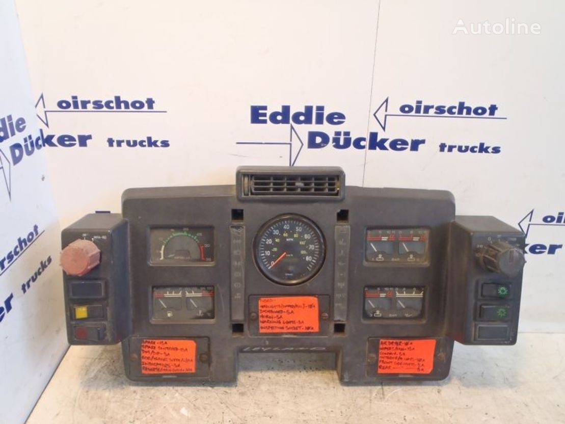 prístrojová doska DAF INSTRUMENTENPANEEL, VOOR na nákladného auta DAF LEYLAND