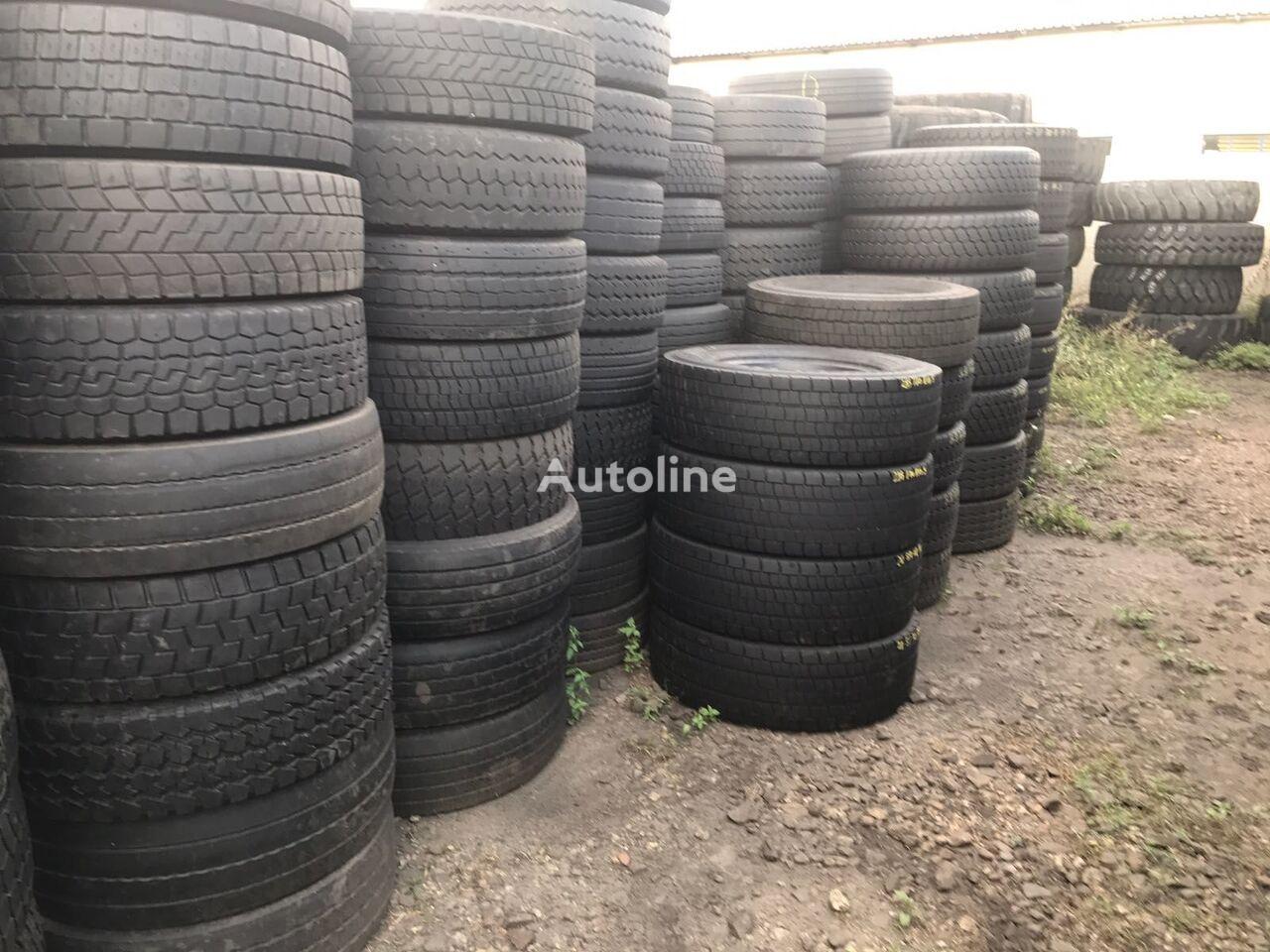 nákladná pneumatika Continental 315/70/22.5