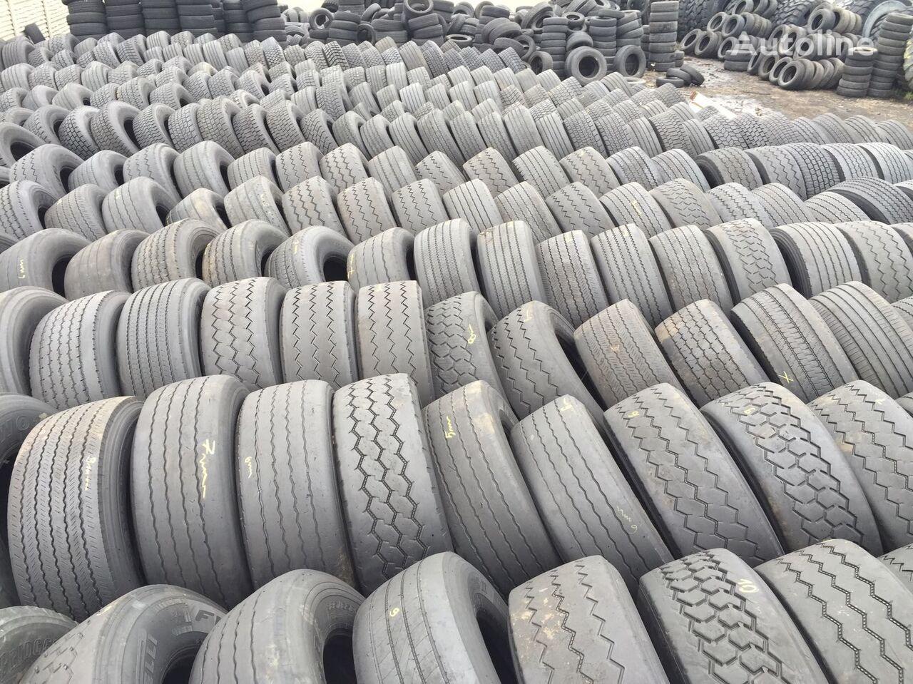 nákladná pneumatika Goodyear 285/70/19.5
