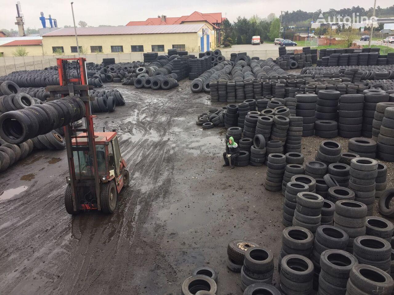 nákladná pneumatika Michelin 445/45/19.5