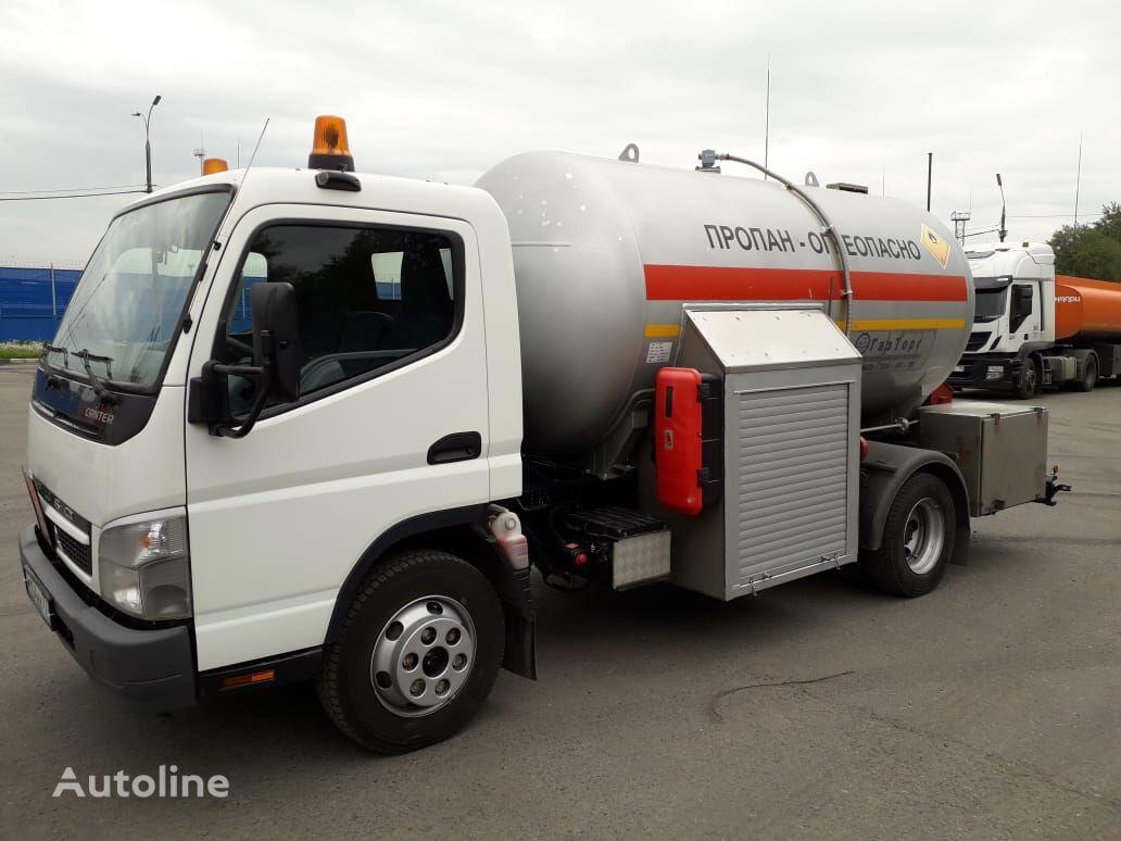 autocisterna na prepravu plynu Mitsubishi Fuso FUSO