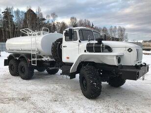 nový autocisterna URAL Автомобиль специальный 5677 автоцистерна для перевозки питьевой