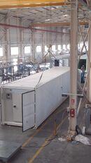 nové chladiarenské auto Ram Container cooling box 40 feet