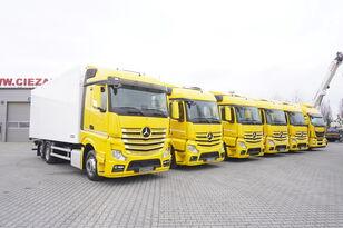 chladiarenské auto MERCEDES-BENZ Actros 2542 , 2543 , 2545 , 18-22 EPAL , 20 Refrigerator trucks