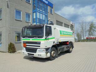 cisterna PHM DAF CF75.310 ROHR 13.500L 2 Kammern Heizöl Diesel