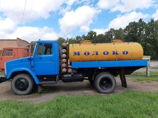 cisterna na mlieko ZIL 433362