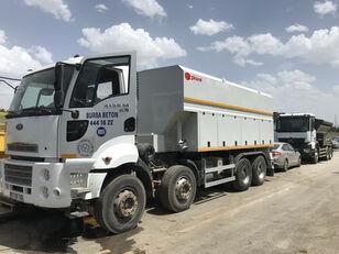 nový nákladné auto cisterna na cement 3Kare Toz Malzeme Serici / Çimento Serici