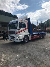 nákladné auto na prepravu dreva MAN TGA 26.480