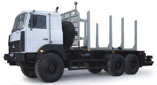 nákladné auto na prepravu dreva MAZ 6317Х9-444 (6x6)