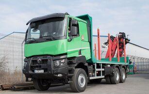 nový nákladné auto na prepravu dreva RENAULT K 520 P HEAVY