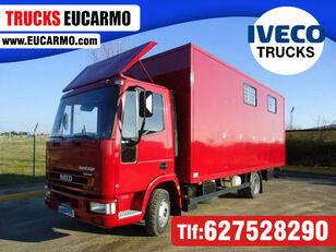 nákladné auto na prepravu koní IVECO EUROCARGO 80 E 16