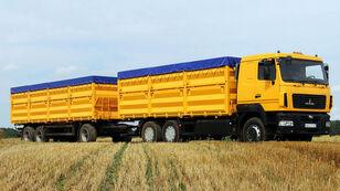 nový nákladné auto na prepravu obilia MAZ 6501C9-8525-000