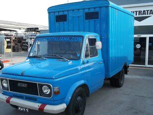 nákladné auto na prepravu zvierat FIAT 616 N3/4 TRASPORTO BESTIAME ANIMALI VIVI