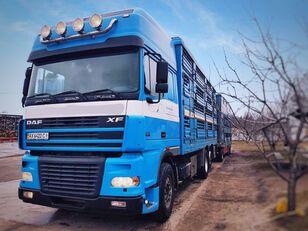 nákladné auto na prepravu zvierat PEZZAIOLI + príves na prepravu zvierat