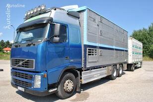 nákladné auto na prepravu zvierat PEZZAIOLI FH12 480