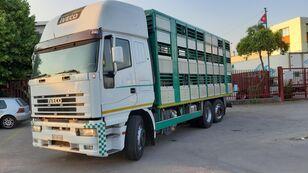 nákladné auto na prepravu zvierat IVECO Eurostar 240E42