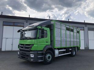 nákladné auto na prepravu zvierat MERCEDES-BENZ Axor  1833