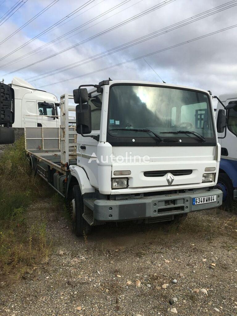 nákladné auto platforma RENAULT 230