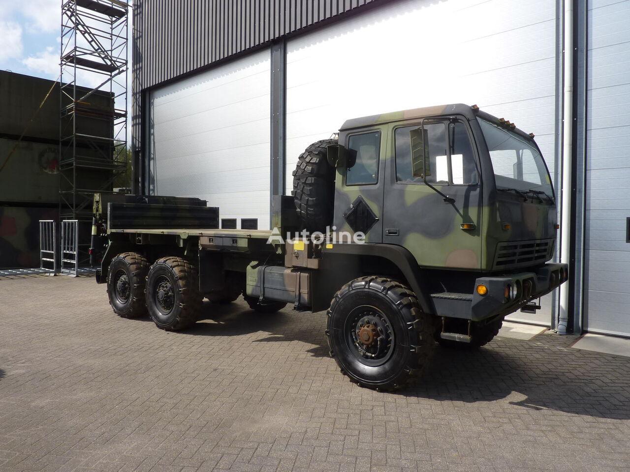 nákladné auto platforma RENAULT M1084 MTV