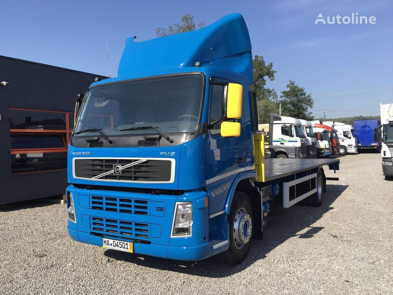 nákladné auto platforma VOLVO FM7 290