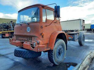 nákladné auto podvozok BEDFORD MJP2 4X4