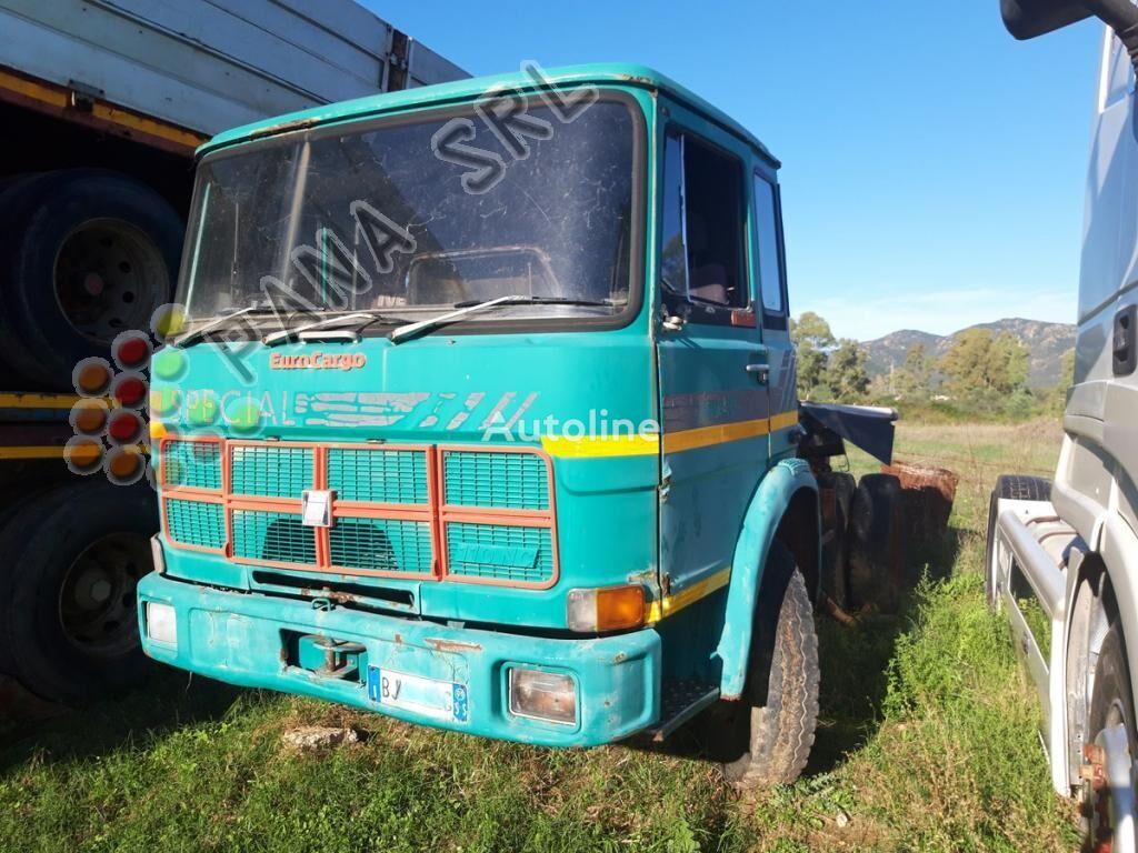 nákladné auto podvozok FIAT 110 PC