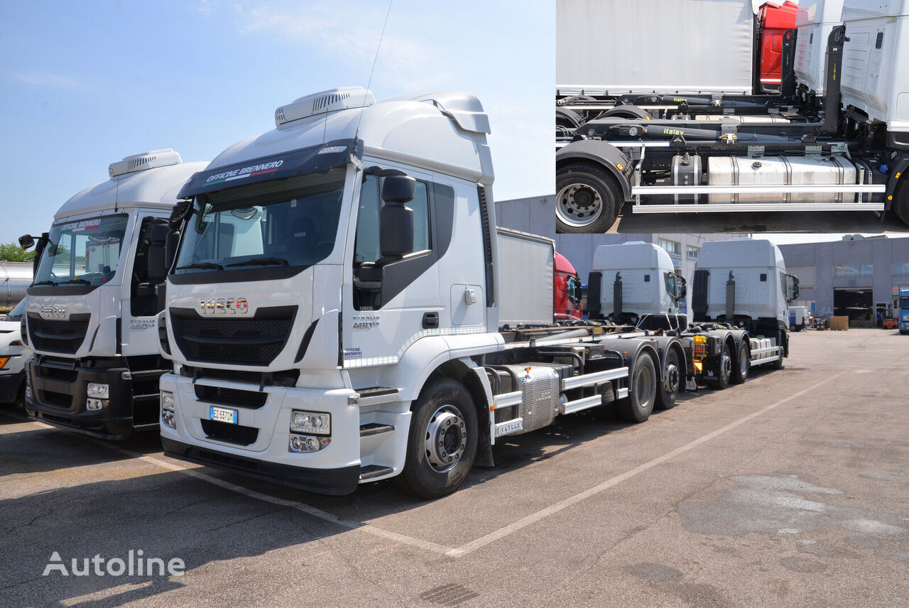 nákladné auto podvozok IVECO AS260S48Y/FP-CM