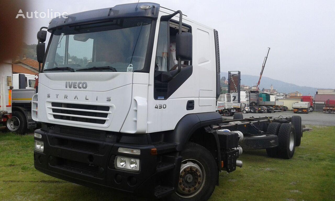 nákladné auto podvozok IVECO STRALIS AT260S43Y/PS