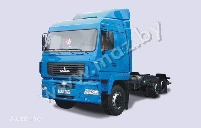 nákladné auto podvozok MAZ 6310