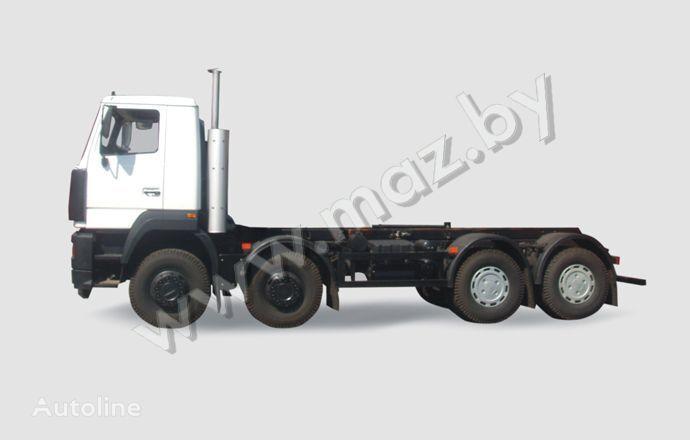 nákladné auto podvozok MAZ 6516